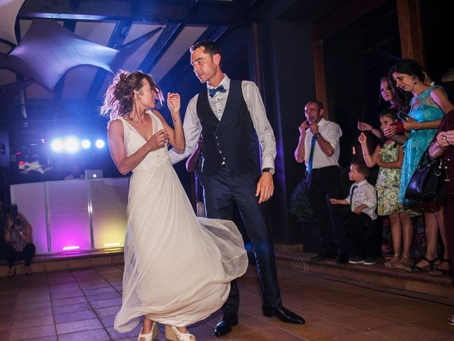 La boda de Marc y Mariona en La Vall De Bianya, Girona 230