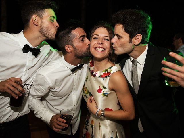 La boda de Marc y Mariona en La Vall De Bianya, Girona 260