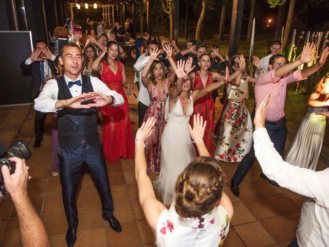 La boda de Marc y Mariona en La Vall De Bianya, Girona 262