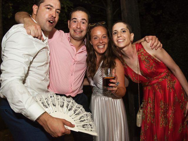 La boda de Marc y Mariona en La Vall De Bianya, Girona 265