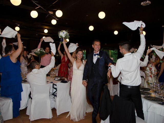 La boda de Marc y Mariona en La Vall De Bianya, Girona 281
