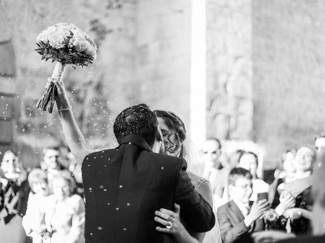 La boda de María y Diego
