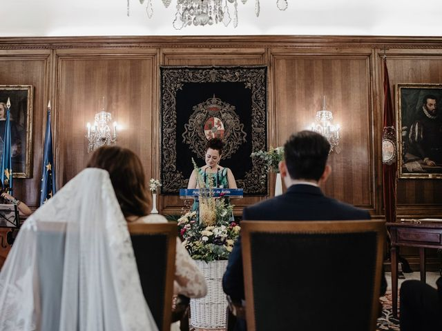 La boda de Rubén y Cristina en Avilés, Asturias 111