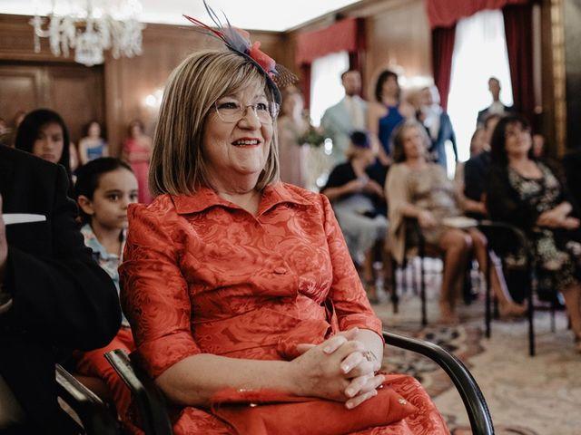 La boda de Rubén y Cristina en Avilés, Asturias 118