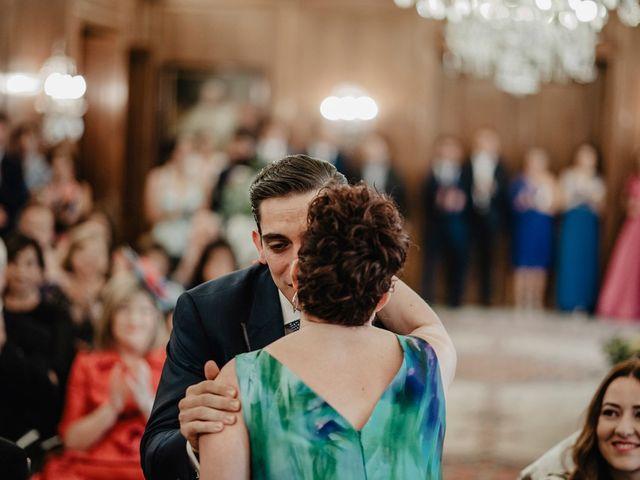 La boda de Rubén y Cristina en Avilés, Asturias 124