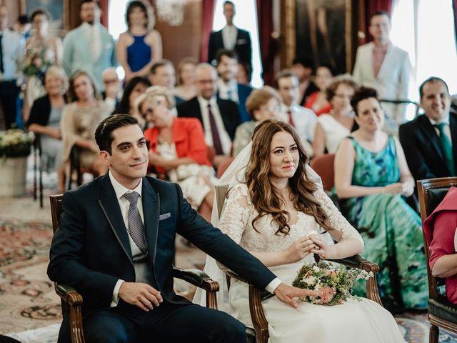 La boda de Rubén y Cristina en Avilés, Asturias 126