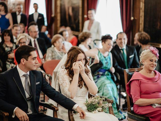 La boda de Rubén y Cristina en Avilés, Asturias 128