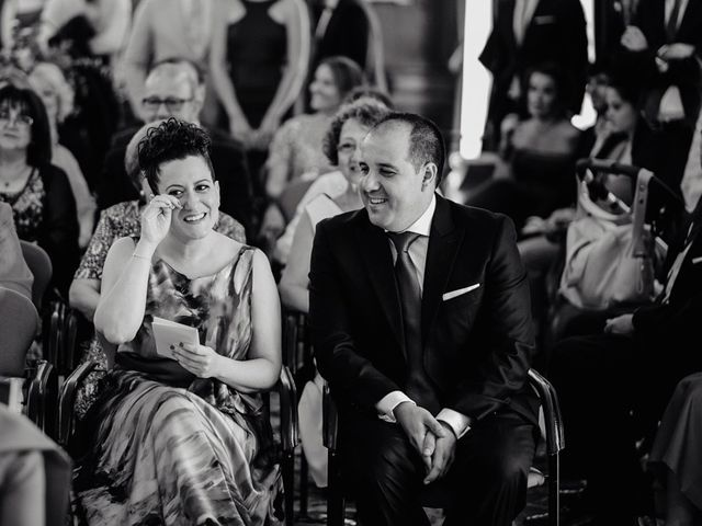 La boda de Rubén y Cristina en Avilés, Asturias 133