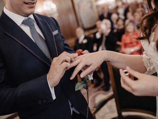 La boda de Rubén y Cristina en Avilés, Asturias 135