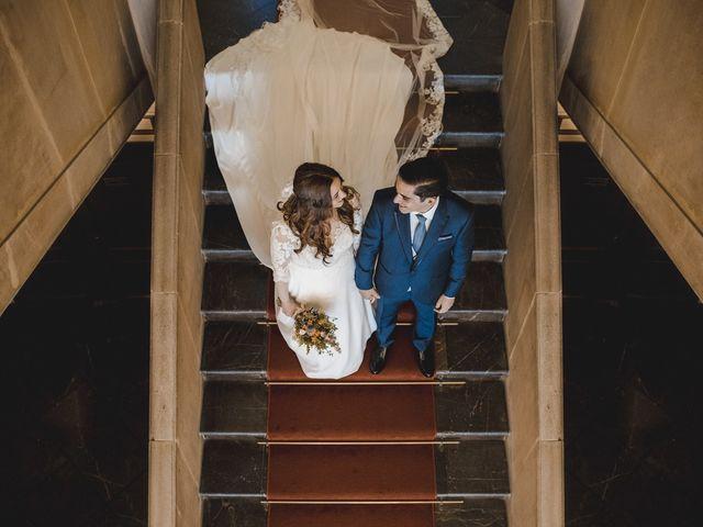 La boda de Rubén y Cristina en Avilés, Asturias 145