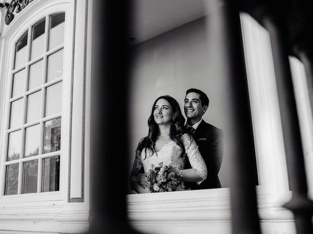 La boda de Rubén y Cristina en Avilés, Asturias 179