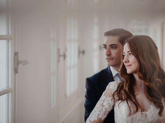 La boda de Rubén y Cristina en Avilés, Asturias 183
