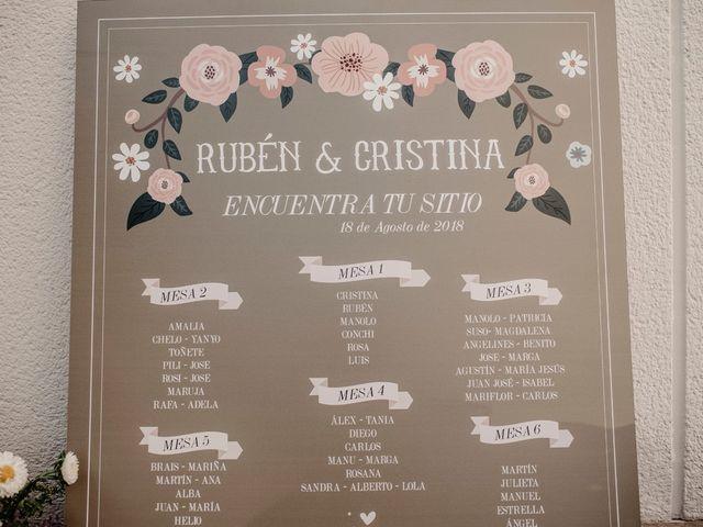 La boda de Rubén y Cristina en Avilés, Asturias 195
