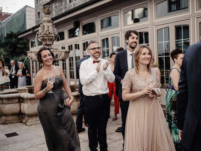 La boda de Rubén y Cristina en Avilés, Asturias 203