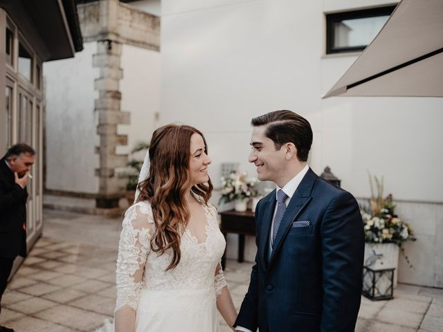 La boda de Rubén y Cristina en Avilés, Asturias 204