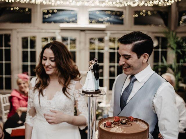 La boda de Rubén y Cristina en Avilés, Asturias 233
