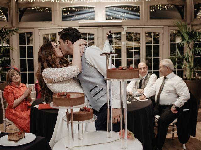 La boda de Rubén y Cristina en Avilés, Asturias 244