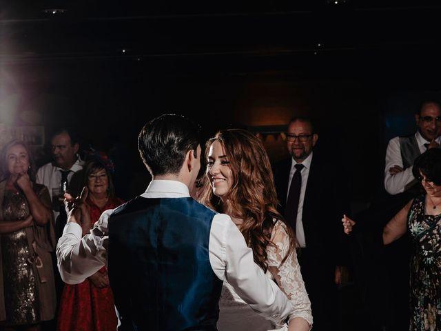 La boda de Rubén y Cristina en Avilés, Asturias 253