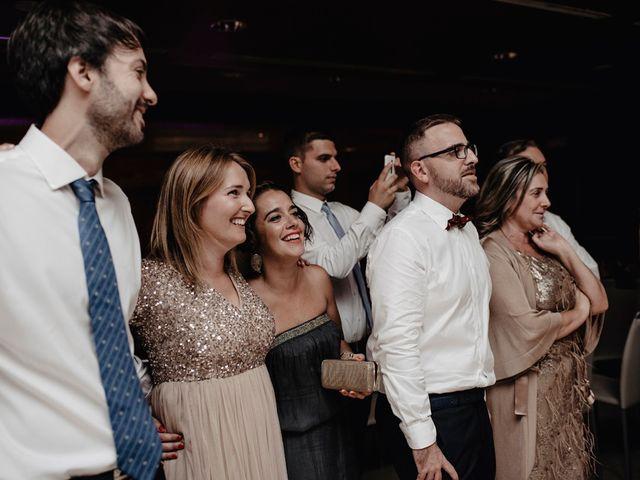 La boda de Rubén y Cristina en Avilés, Asturias 254
