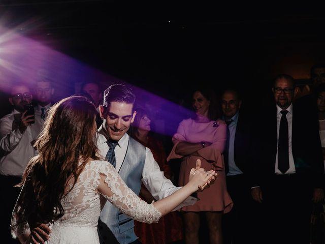 La boda de Rubén y Cristina en Avilés, Asturias 255