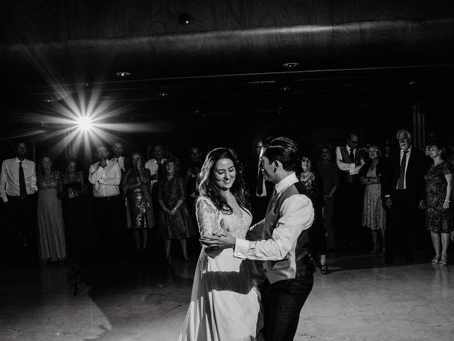 La boda de Rubén y Cristina en Avilés, Asturias 259