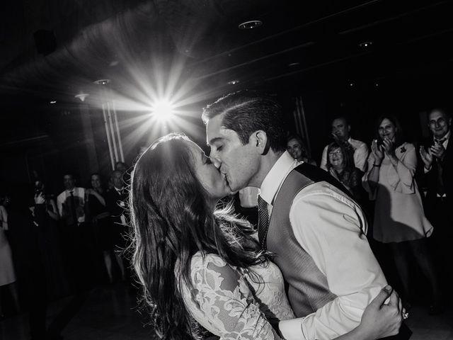 La boda de Rubén y Cristina en Avilés, Asturias 261