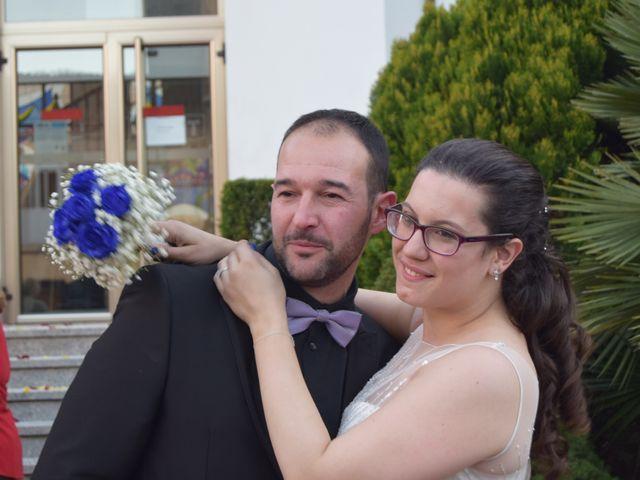 La boda de Adri y Fati en Monforte de Lemos, Lugo 3