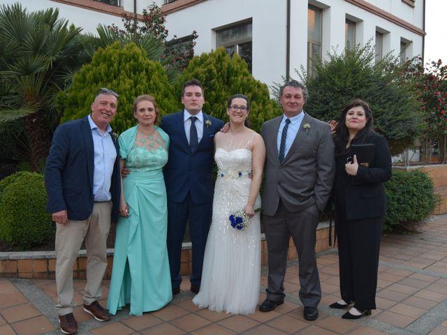 La boda de Adri y Fati en Monforte de Lemos, Lugo 4
