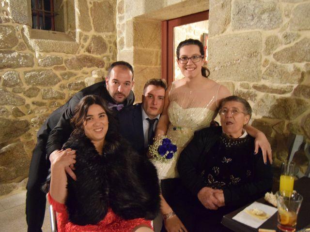 La boda de Adri y Fati en Monforte de Lemos, Lugo 6