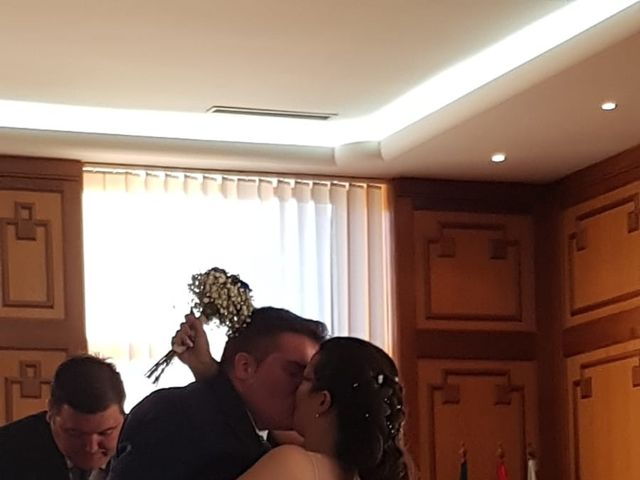 La boda de Adri y Fati en Monforte de Lemos, Lugo 8