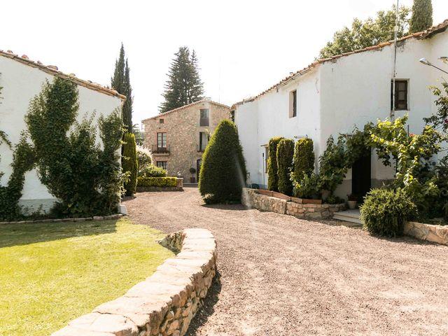 La boda de Joaquin y Criselen en Arbucies, Girona 2