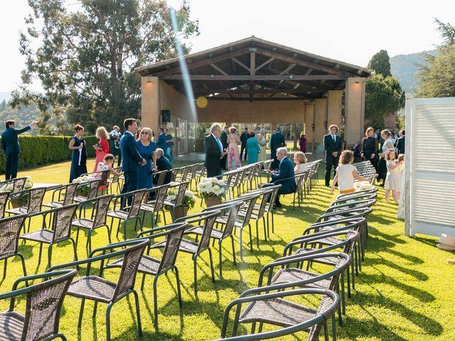 La boda de Joaquin y Criselen en Arbucies, Girona 10