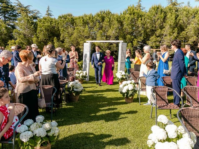 La boda de Joaquin y Criselen en Arbucies, Girona 12