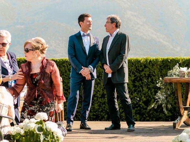 La boda de Joaquin y Criselen en Arbucies, Girona 15