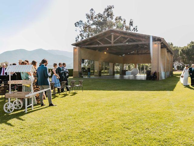 La boda de Joaquin y Criselen en Arbucies, Girona 18