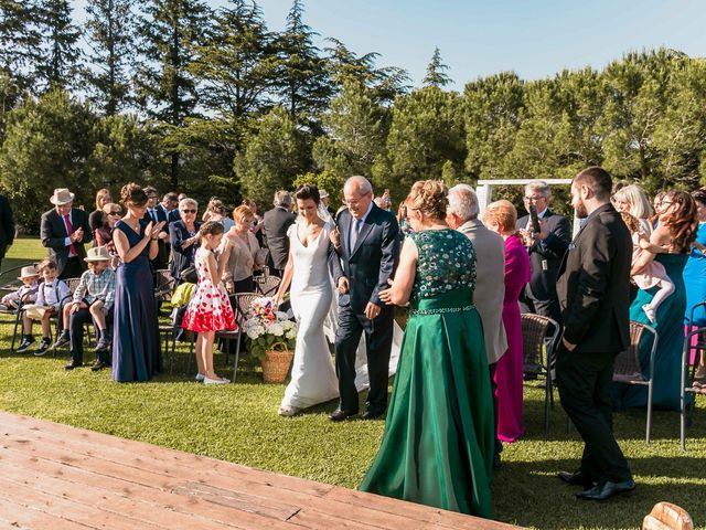 La boda de Joaquin y Criselen en Arbucies, Girona 21