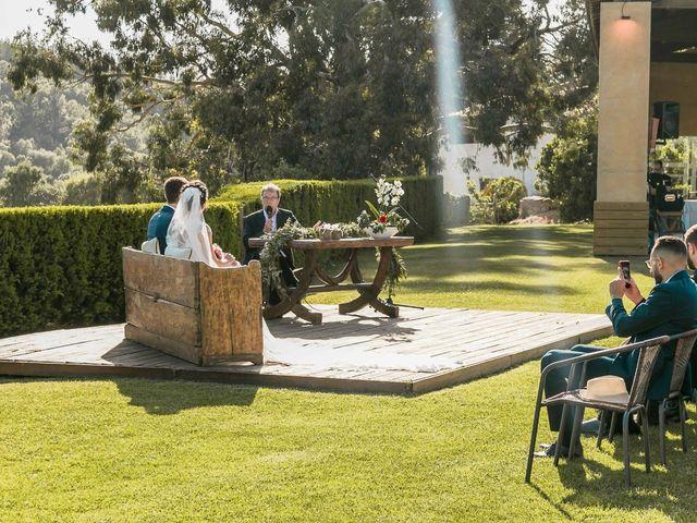 La boda de Joaquin y Criselen en Arbucies, Girona 24