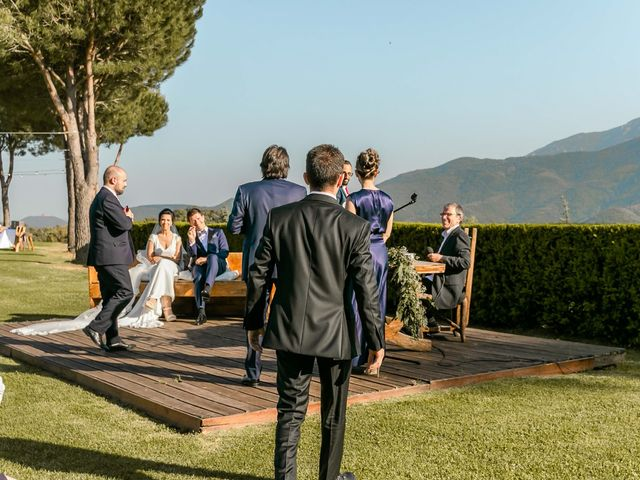La boda de Joaquin y Criselen en Arbucies, Girona 25