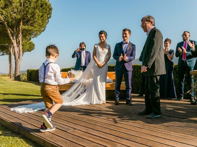 La boda de Joaquin y Criselen en Arbucies, Girona 28