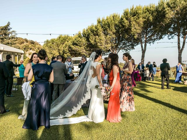 La boda de Joaquin y Criselen en Arbucies, Girona 48