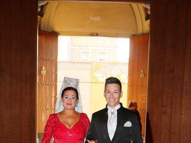 La boda de Antonio y Elena en Sevilla, Sevilla 14