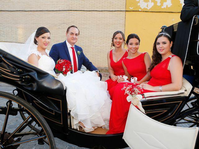La boda de Antonio y Elena en Sevilla, Sevilla 15