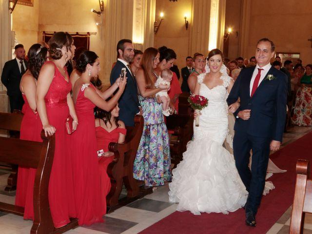 La boda de Antonio y Elena en Sevilla, Sevilla 16