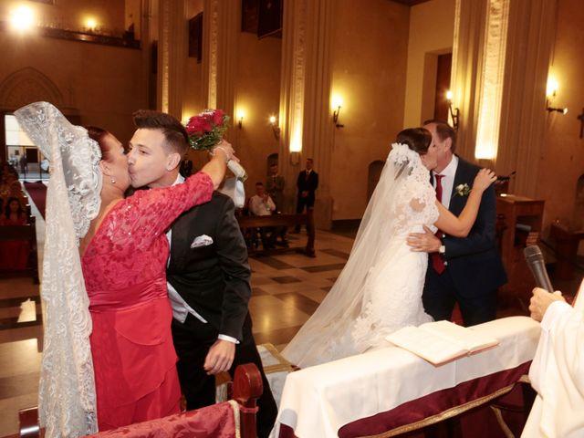 La boda de Antonio y Elena en Sevilla, Sevilla 17