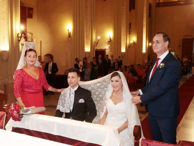 La boda de Antonio y Elena en Sevilla, Sevilla 19