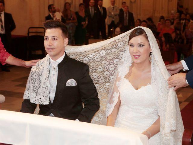 La boda de Antonio y Elena en Sevilla, Sevilla 20