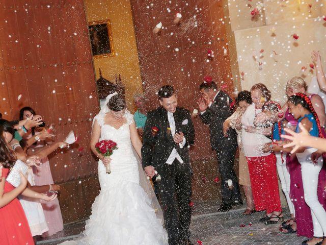 La boda de Antonio y Elena en Sevilla, Sevilla 22