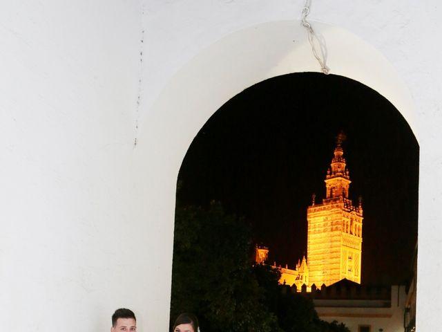 La boda de Antonio y Elena en Sevilla, Sevilla 27
