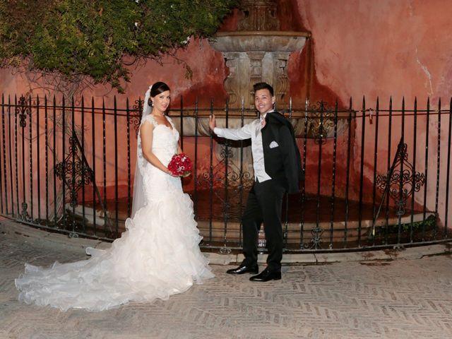 La boda de Antonio y Elena en Sevilla, Sevilla 31