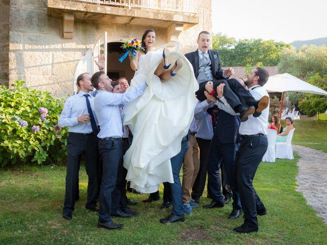 La boda de Ricardo y Bea en Vigo, Pontevedra 45